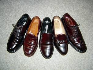 初めてでも安心。美しいツヤを保つコードバン靴のお手入れ