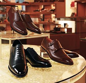 大人の余裕を感じさせる匠の革靴 山陽山長