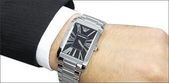 スーツに合わせて選ぶ!フォーマルなメンズ腕時計