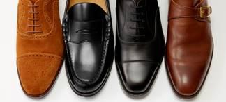 押さえておきたい靴の作法 シーン別革靴のデザイン選び