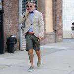 https://lookastic.com/men/looks/blazer-long-sleeve-shirt-shorts-slip-on-sneakers-belt/3524