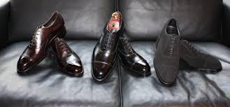 日本が世界に誇る至高の革靴ブランド~こだわり編~