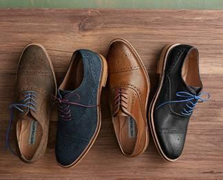 歴代大統領に愛され続けるリーダーのための本格革靴 Johnston&Murphy
