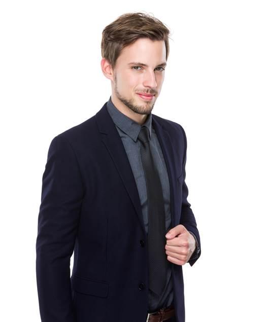 スーツの基本