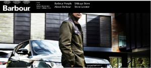 引用:http://www.japan.barbour.com/index.html