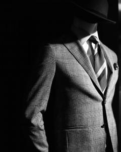 スーツで好印象