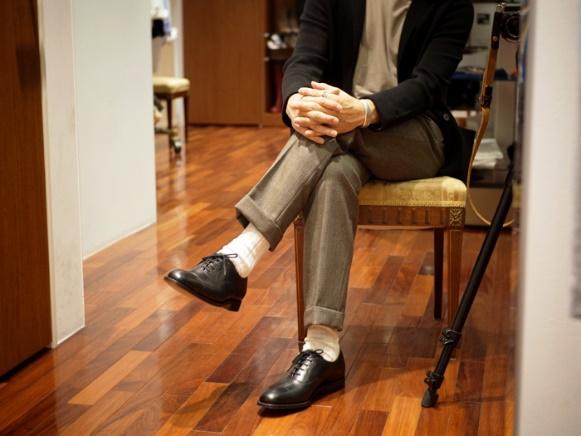 落ち着いた大人の男の一流革靴ブランドといえばChurch's