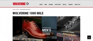 http://www.wolverine-boots.jp/product/men/1000mile.html