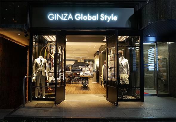3種類のブランドから細部までこだわったオーダーシャツを作る Global Style