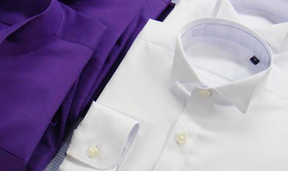 フォーマル服専門店のオーダーメイドシャツ、NOVIA NOVIO