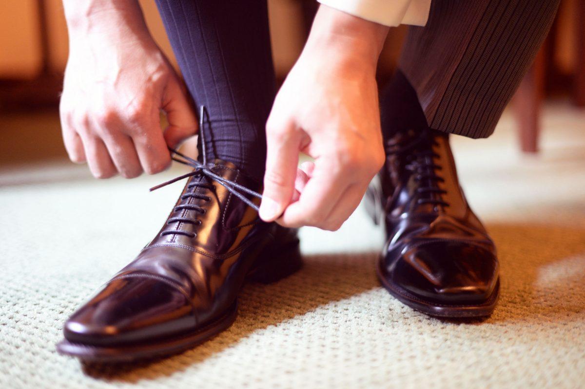 靴でお悩みのあなたへ。ジャケパンに合うフォーマルな靴とは?