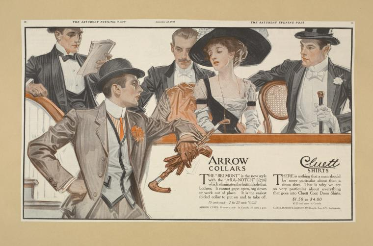 スーツの歴史を知って知的会話を楽しんでみませんか?
