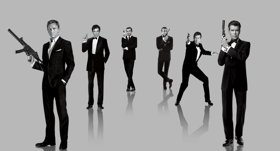 コレであなたも明日からボンドに!歴代007のスーツファッションブランドをまとめてご紹介