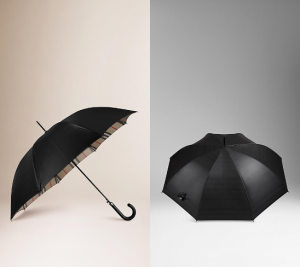 スクリーンショットを張り付けています https://jp.burberry.com/check-lined-walking-umbrella-p36954041