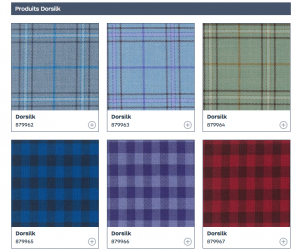 引用:http://www.dormeuil.com/fr/collection/la-collection-en-details/best-sellers/dorsilk/