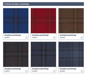 引用:http://www.dormeuil.com/fr/collection/la-collection-en-details/best-sellers/amadeus-jacketings/