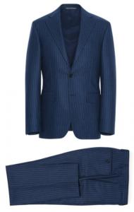 引用: http://www.canali.com/en_gb/clothing/blue-wool-capri-chalkstripe-suit-15280-50bf00777301.html