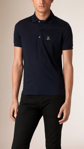 https://jp.burberry.com/beetle-pin-cotton-pique-polo-shirt-p45525521 引用