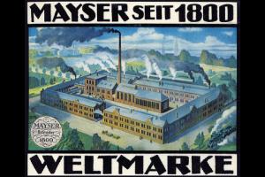 (http://www.mayser-kopfbedeckungen.de/en/history)