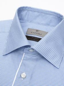 引用: http://www.canali.com/en_gb/clothing/blue-cotton-twill-exclusive-shirt-with-micro-houndstooth-motif-77b1gf00587302.html