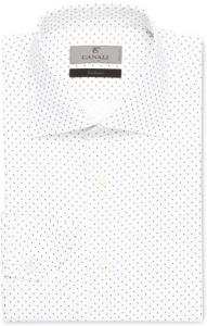 引用: http://www.canali.com/en_gb/clothing/white-cotton-exclusive-shirt-with-houndstooth-and-polka-dots-7718gf00582501.html