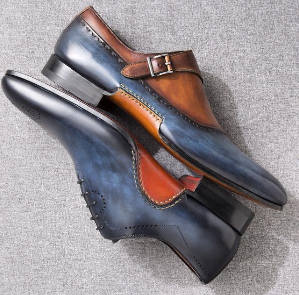 マグナーニのオパンケ。紳士が友人に勧めるスペイン靴の芸術品とは