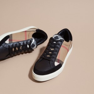 引用:https://jp.burberry.com/house-checkleather-trainers-p40033611