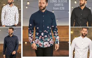 (引用: http://www.next.co.uk/men/new-in/shirts/6)