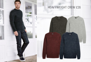 (引用: http://www.next.co.uk/men/knitwear/winter-warmers/2)