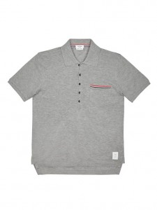 (引用: https://www.thombrowne.com/short-sleeve-polo-127.html)