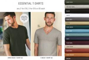 (引用: http://www.next.co.uk/men/t-shirts-tops/essential-t/4)