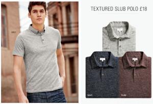 (引用: http://www.next.co.uk/men/t-shirts-tops/smart-polos/13)