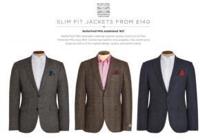 (引用: http://www.next.co.uk/men/tailoring/standalone-jackets/9)