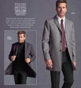 (引用: http://www.next.co.uk/men/coats-jackets/smart-jackets/4)