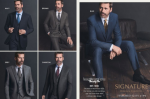 (引用: http://www.next.co.uk/men/tailoring/signature-suits/6)