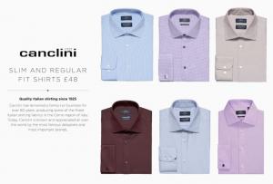 (引用: http://www.next.co.uk/men/shirts/formal-shirts/24)