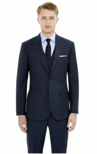 引用: https://hardyamies.com/navy-mohair-three-piece-suit-brinsley-fit