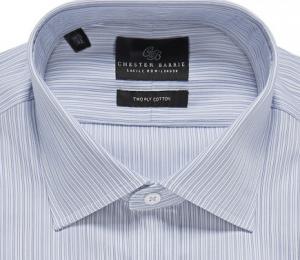 引用: http://www.chesterbarrie.co.uk/shirts-ties/shop-by-category-15/business-shirts/contemporary-fancy-stripe-shirt.html