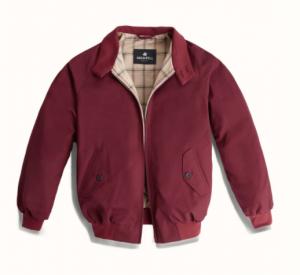 引用: http://grenfell.com/collections/classic/products/harrington-peach-cotton-in-burgundy