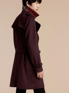 引用: https://uk.burberry.com/cashmere-trench-coat-p40292251