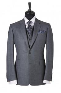 引用: http://www.chesterbarrie.co.uk/tailoring-17/shop-by-collection/chester-barrie-black/grey-sharkskin-waistcoat-4586.html