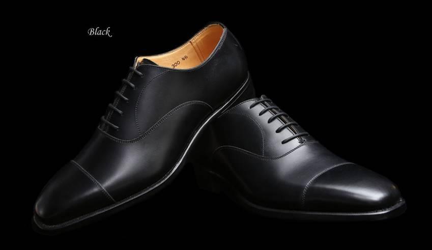 あなたの品格を上げる落ち着きと信頼の靴|大塚のストレートチップ