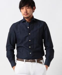 引用:http://www.beams.co.jp/item/beamsf/shirt/21111990977/(日本の代理店ホームページより)