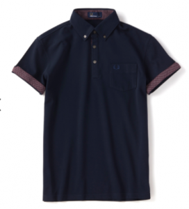 引用: http://www.fredperry.jp/category/M_POLO/F1639.html