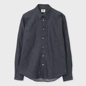 引用:http://www.paulsmith.co.jp/shop/men/casual_shirts/products/1723027200610P____?sku=1723027200610P____190S