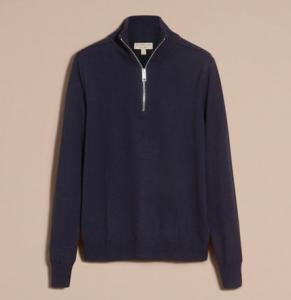 引用: https://jp.burberry.com/zip-collar-merino-wool-sweater-p40275441
