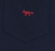 引用: https://shop.kitsune.fr/man/spring-summer-collection/t-shirts-polos.html#/product/tee-shirt-fox-embroidered-navy
