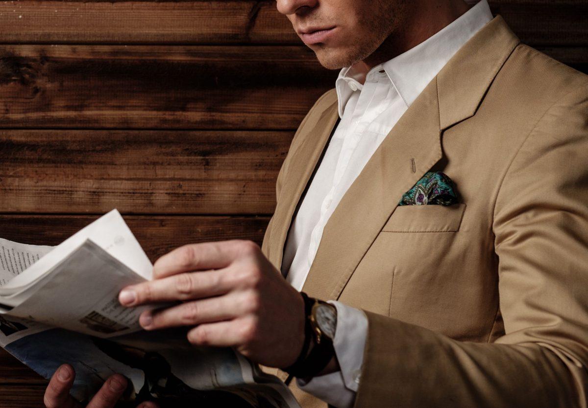 【ビジネススタイル】ジャケットを着こなすコーデの秘訣を教えます