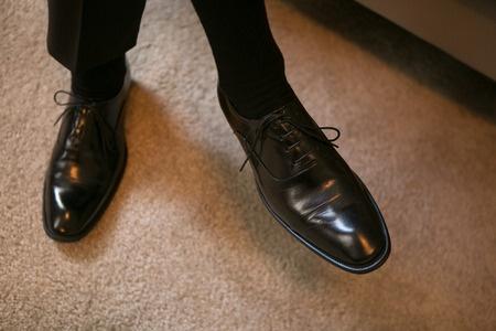 【男の価値は足元で決まる】靴磨きの簡単なやり方教えます