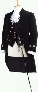 引用: http://www.henrypoole-jp.com/court_dress.html